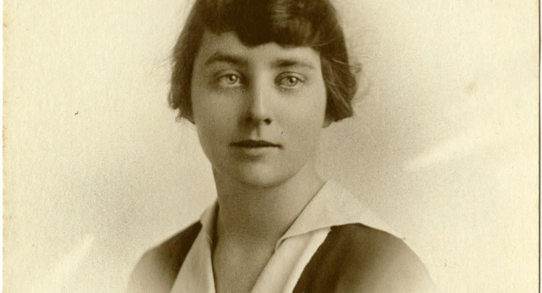 Dorothy Leake in the 1920s