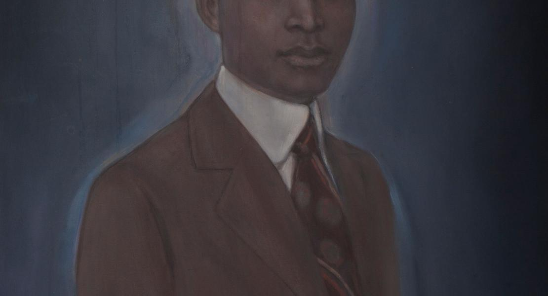 Homer G. Phillips. Painting by Vernon Smith. [Missouri Historical Society, St. Louis, Objects Collection, 2016-058-0001]